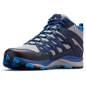 Columbia Wayfinder Mid Outdry Scarpe Uomo, monument/blue jay